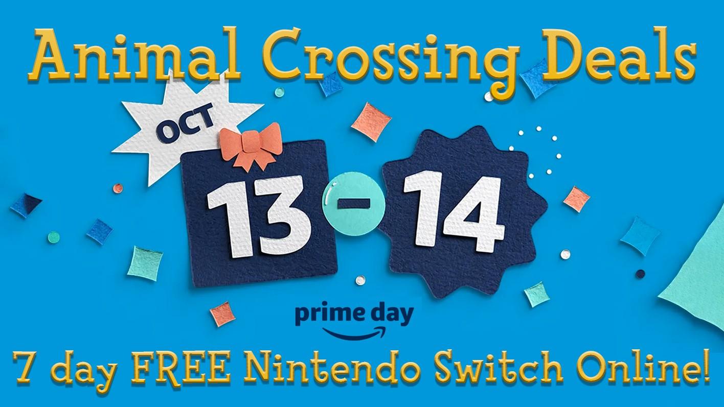 Dodocodes Com Special Events Animal Crossing New Horizons Amazon Prime Day 2020 Deals